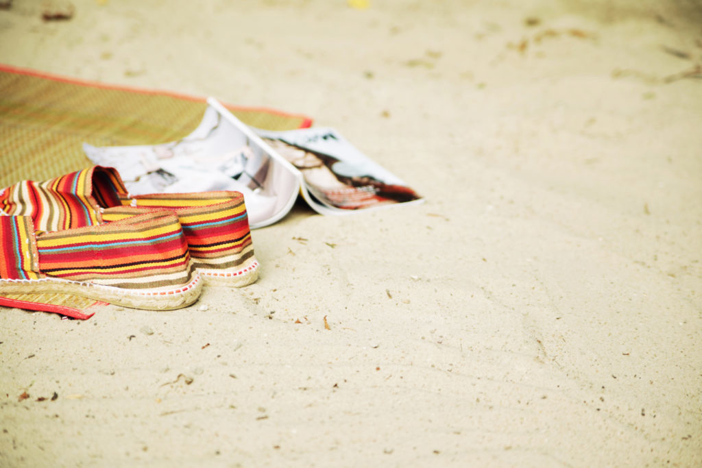 Летняя обувь эспадрильи фото